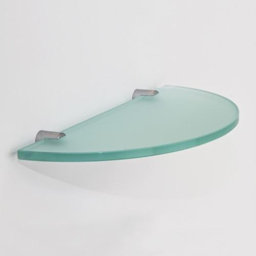 Glashylde halv cirkel fra LE Glas