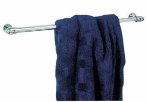 Vola T19/8 håndklædestang, krom