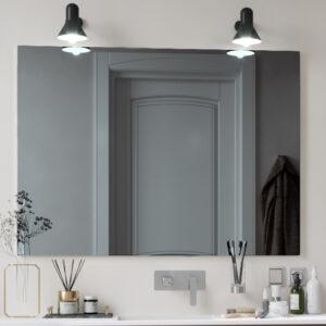 Gråfarvet spejl