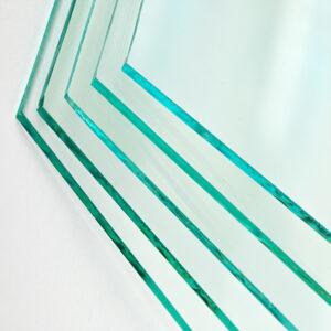 Matteret glas