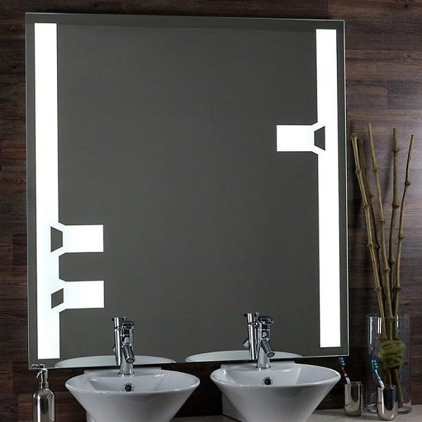 Unica LED spejl
