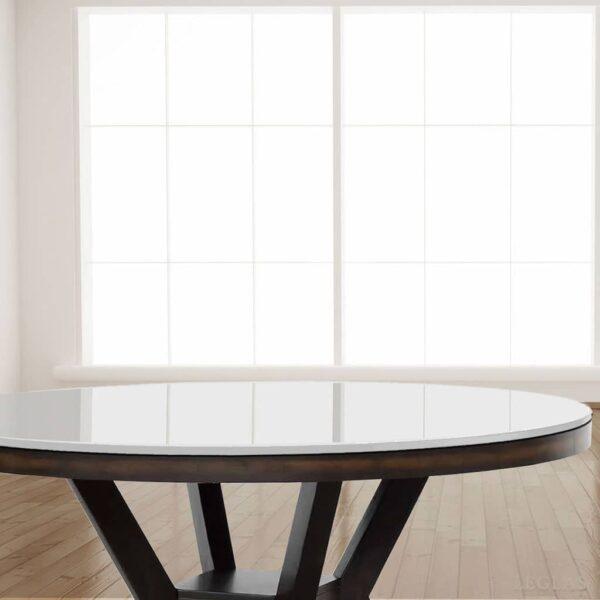 Glasplader til bord