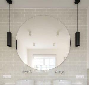 Rundt spejl