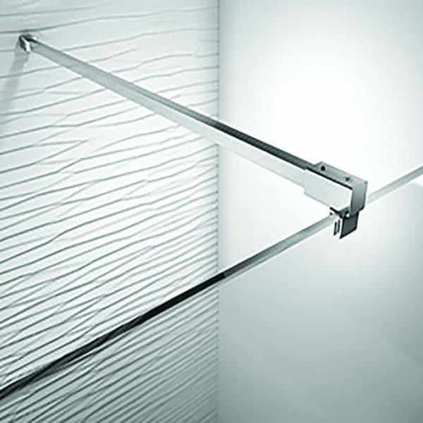 stabiliseringsstang glas til væg unica