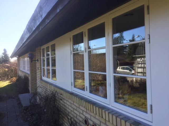 Vinduer-og-døre-LE-Glas til Kunde i Bagsværd