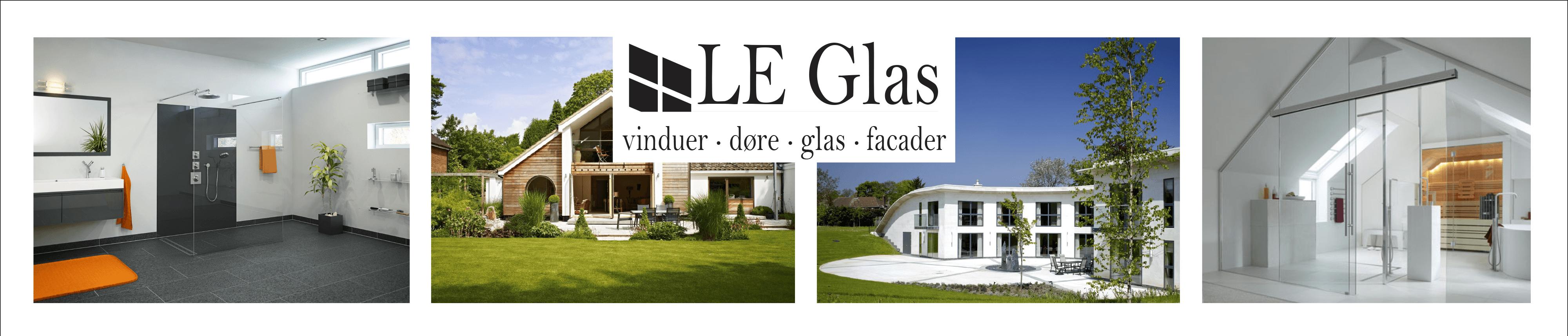 Glarmester LE Glas